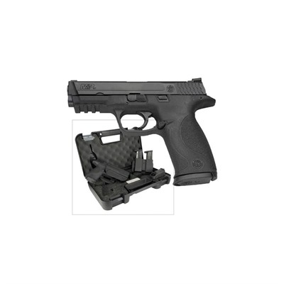 Smith & Wesson M&P40 Carry & Range Kit 4.25in 40 S&W Black Melonite 15+1rd