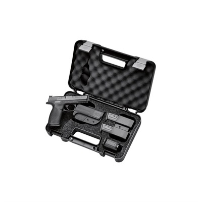 Smith & Wesson M&P9 Carry & Range Kit 4.25in 9mm Black Melonite 17 1rd M&P9 Carry & Range Kit 4.25in 9mm Black Melonite 17 1