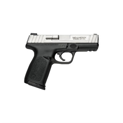 Smith & Wesson Sd40ve 4in 40 S&W Stainless 14+1rd