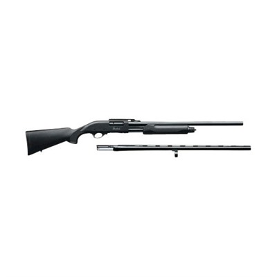 WEATHERBY INC. - PA-08 SYNTHETIC COMBO 24 & 28IN 12 GAUGE BLUE 4+1RD
