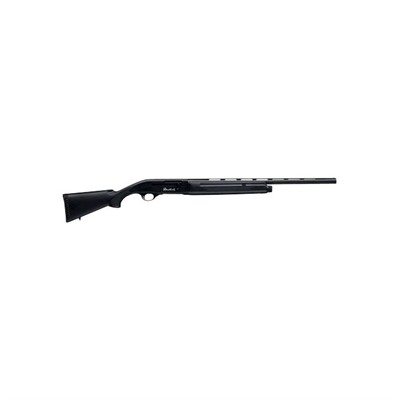 Weatherby Inc. Sa-08 Synthetic Youth 24in 20 Gauge Matte Black 4+1rd