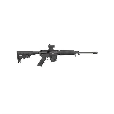 Bushmaster Firearms Int.Llc. Qrc With Red Dot 16in 5.56x45mm Nato Black 10+1rd