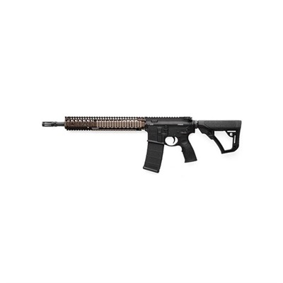 Daniel Defense, Inc. Ddm4a1 14.5in 5.56x45mm Nato Matte Black 30+1rd