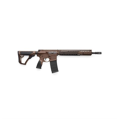 Daniel Defense, Inc. Ddm4a1 Mil Spec 14.5in 5.56x45mm Nato Matte Black 30+1rd