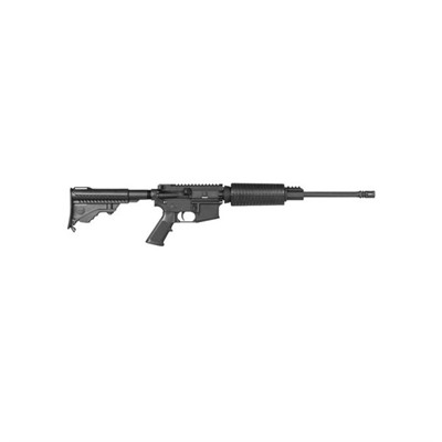 Dpms Oracle 16in 5.56x45mm Nato Black Black Polymer  10+1rd