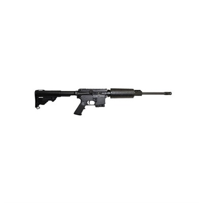 Dpms Oracle  Bull16in 5.56x45mm Nato Black Black Polymer  10+1rd