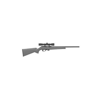 Remington 597 20in 22 Lr Blue Synthetic Scope 4x 10+1rd