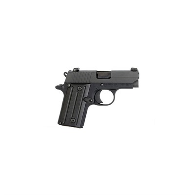 Sig Sauer P238 2.7in 380 Auto Nitron Siglite Night Sights 6+1rd