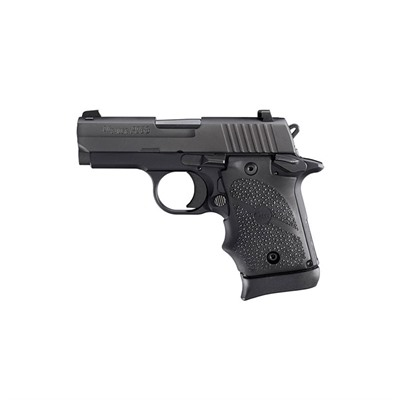 Sig Sauer P938 3in 9mm Nitron Black Siglite Night Sights 7+1rd
