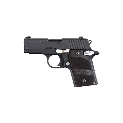 Sig Sauer P938 Nightmare 3in 9mm Nitron 6+1rd - P938 Nightmare 3in 9mm Nitron 6+1