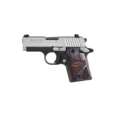 Sig Sauer P938 Blackwood 3in 9mm Stainless 6+1rd