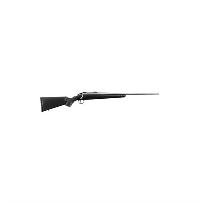 Ruger American Rifle 22in 270 Winchester Matte Stainless 4 1rd American Rifle 22in 270 Winchester Matte Stainless 4 1