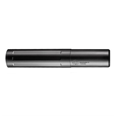 Dead Air Armament Sandman-Ti Suppressor 7.62 Mm Nato Direct Thread
