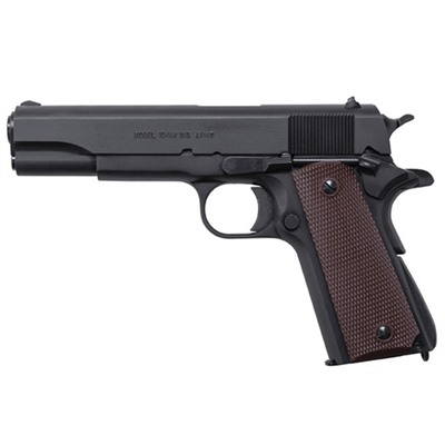 Image of Auto Ordnance 1911a1 5in 45 Acp Matte Black 7+1rd