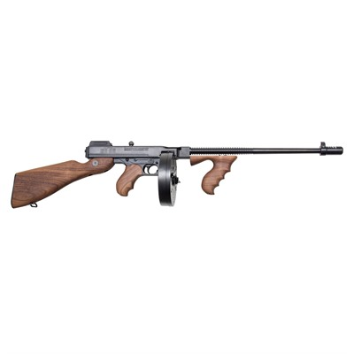 Image of Auto Ordnance 1927a-1 Deluxe 16.5in 45 Acp Blue 50+1rd
