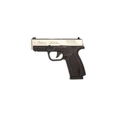 Bersa Bp9 Concealed Carry 4.25in 9mm Duo-Tone 8+1rd