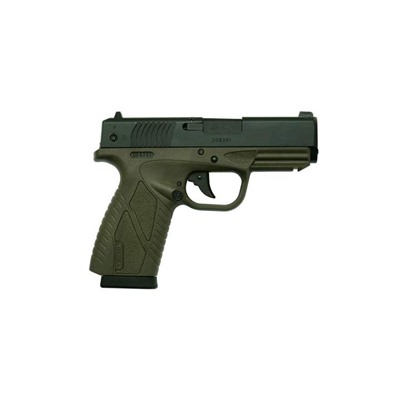 Bersa Bp9 Concealed Carry 3.5in 9mm Matte Black 8+1rd