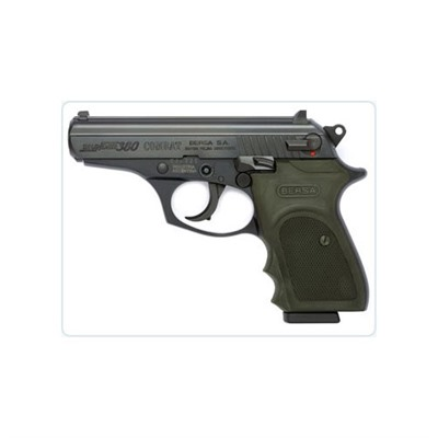 Image of Bersa Thunder 380 Matte Combat 3.5in 380 Auto Matte Blue 7+1rd