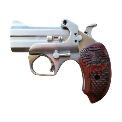 Bond Arms Patriot Defender 3in 410 Bore | 45  Stainless 2rd
