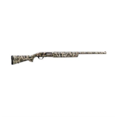 Browning Maxus 28in 12 Ga Mossy Oak Brass Bead 4+1rd