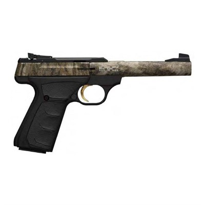 Browning Buck Mark Camper 5.5in 22 Lr Mossy Oak Bottomland 10+1rd
