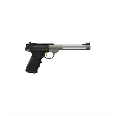 Browning Buck Mark Challenge 7.5in 22 Lr Gray Adj Rear 10+1rd