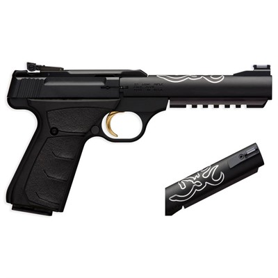 Browning Buck Mark Black Lite 5.5in 22 Lr Matte Black 10+1rd