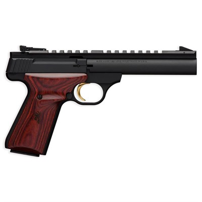 Browning Buck Mark Field Target 5.5in 22 Lr Matte Black 10+1rd
