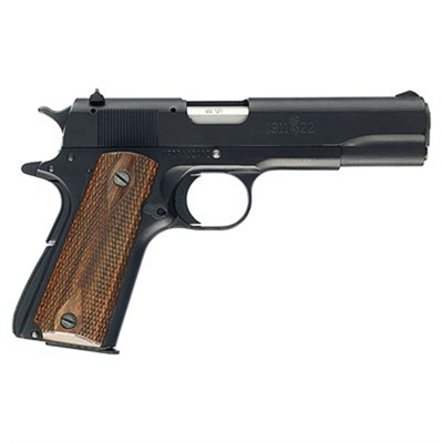 Browning 1911-22 A1 4.25in 22 Lr Matte Blue 10+1rd