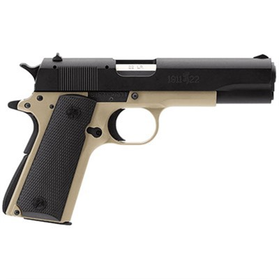 Browning 1911-22 A1 4.25in 22 Lr Tan 10+1rd