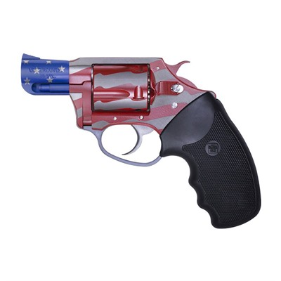 Charter Arms Old Glory 2in 38 Special Red/White/Blue 5rd