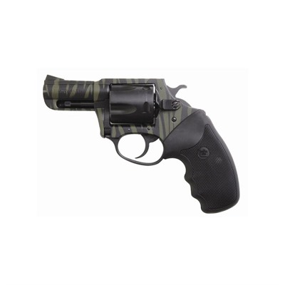 Charter Arms Tiger 2.5in 44 Special Green/Black Stripe 5rd