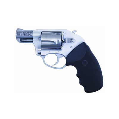 Charter Arms On Duty 2in 38 Special Stainless 5rd