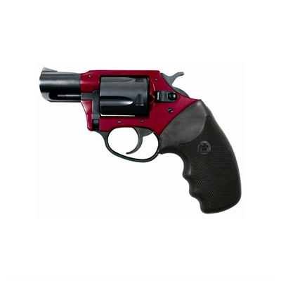 Charter Arms Undercover Lite 2in 38 Special Red/Black 5rd