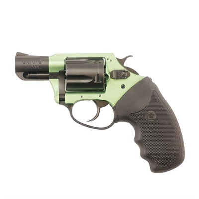 Charter Arms Undercover Lite 2in 38 Special Green/Black 5rd