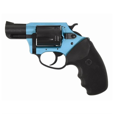 Charter Arms Santa Fe Undercover Lite 2in 38 Special Turquoise / Black 5rd