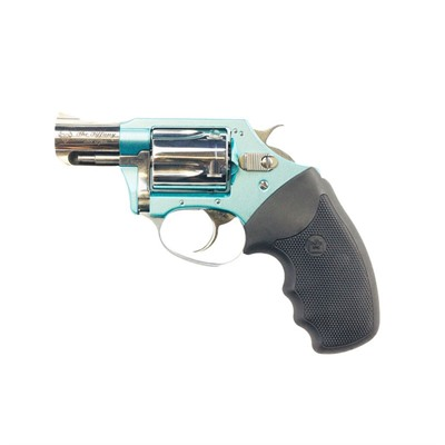 Charter Arms The Tiffany 2in 38 Special Tiffany Blue/Ss 5rd