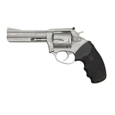 Charter Arms Target Mag Pug 4.2in 357 Magnum | 38 Special Stainless 5rd