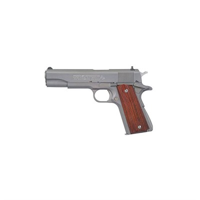Colt Series 70 Government 5in 45 Acp Brushed Stainless 7+1rd