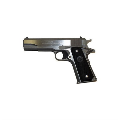 Colt 1991 Government 5in 45 Acp Stainless 7+1rd