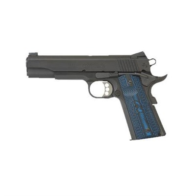 Competition Government 5in 9mm Blue 9+1rd.
