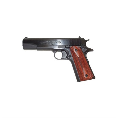 Colt 1991 Government 5in 45 Acp Blue 7+1rd