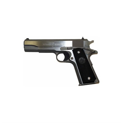 Colt Government 5in 38 Super Stainless 9+1rd