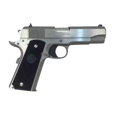 Colt 1991 Commander 4.25in 45 Acp Stainless 8+1rd