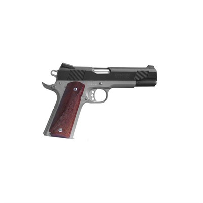 Colt Combat Elite 5in 45 Acp Two Tone 8+1rd
