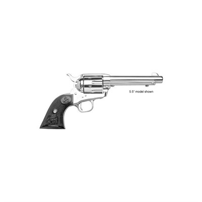 Single Action Army 7.5in 45 Colt Nickel 6rd.