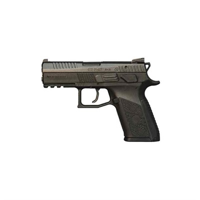 Cz Usa Cz P07 Duty 3.7in 9mm Black Polycoat 10+1rd