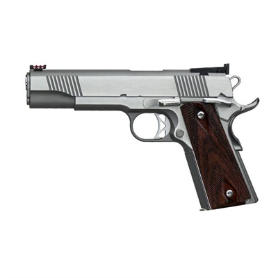DAN WESSON POINTMAN 38 5IN 38 SUPER STAINLESS 9+1RD