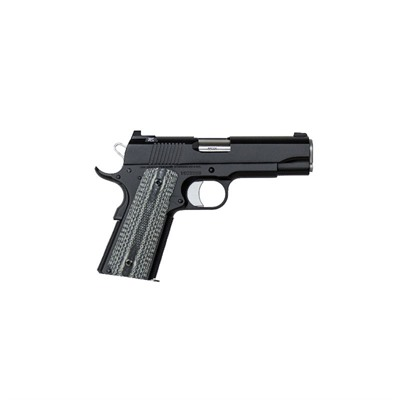Cz Usa Valor Commander 4.25in 45 Acp Matte Black 8+1rd