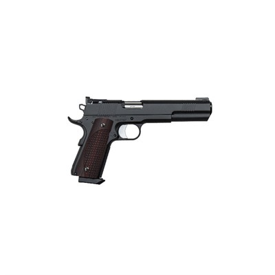 Cz Usa Dan Wesson Bruin 6in 45 Acp Matte Black 8+1rd